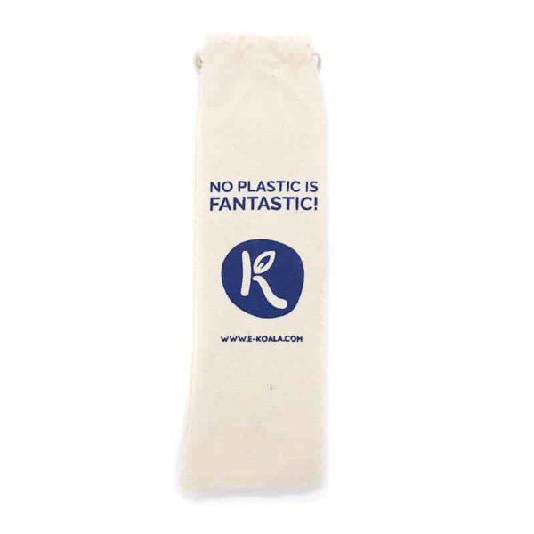Pajitas de metal reutilizables