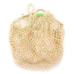 Bolsa reutilizable de malla grande